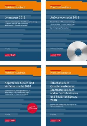 Praktiker-Handbuch 2018