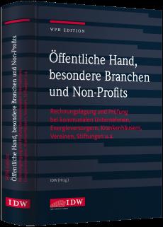 Öffentliche Hand, Non-Profits und besondere Branchen